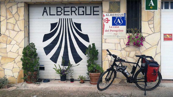 Herberge zur Vernunft - Albergue La casa del peregrino Ángel, Navarrete